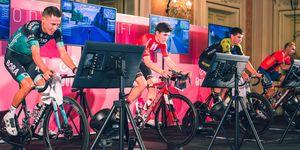 Zwift Giro d'Italia
