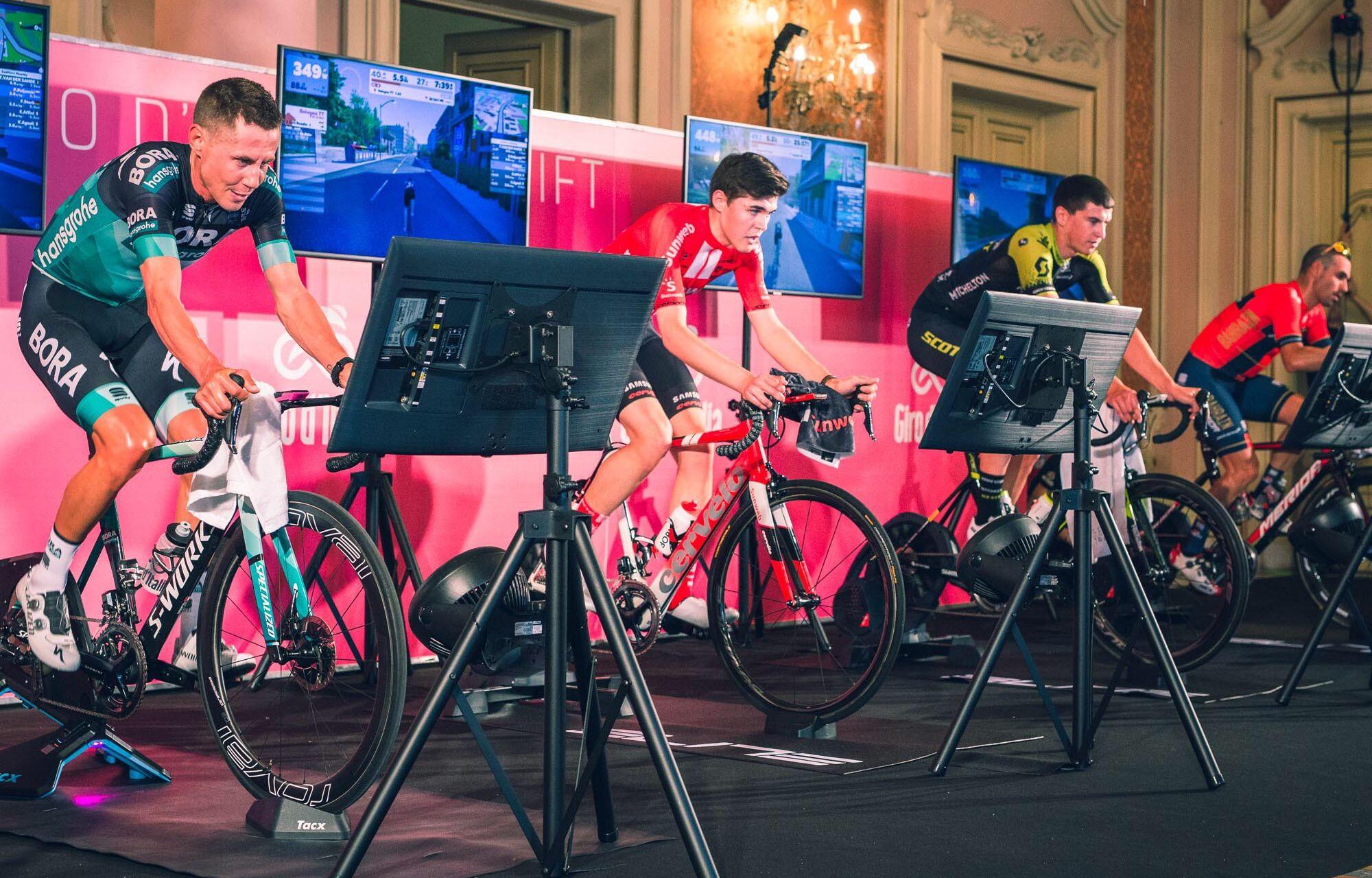 Zwift Recreates the Opening Stage of the 2019 Giro d'Italia