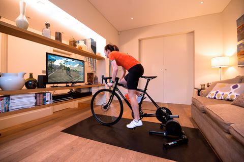 How Zwift is Turning Indoor Training Skeptics Into Believers