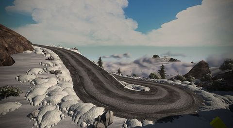 Zwift Launches Alpe Du Zwift Climbing Course