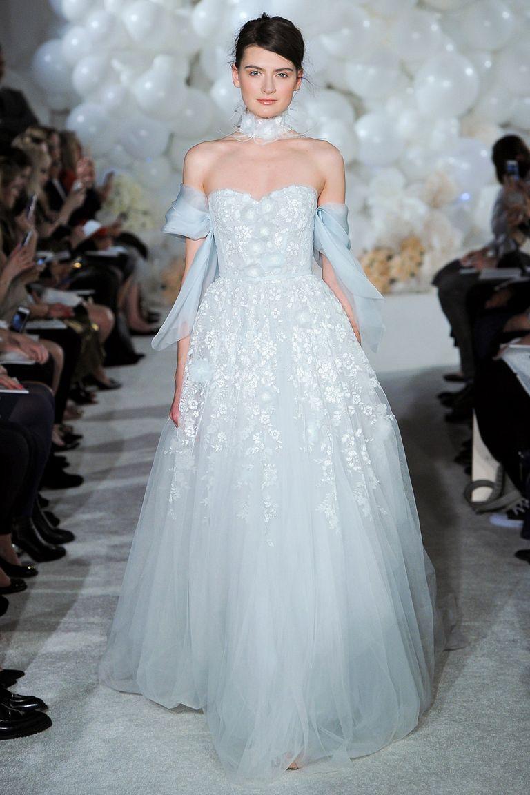 10 Biggest Wedding Trends - Bridal Fashion Week