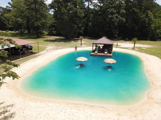 This Company Can Turn Your Backyard Into A Beach Oasis
