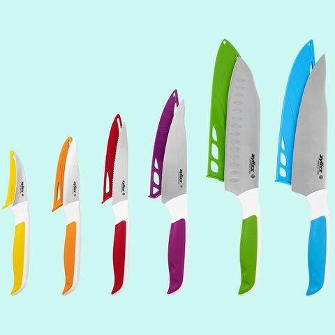 Zyliss Comfort 6-Piece Kitchen Knife Set review