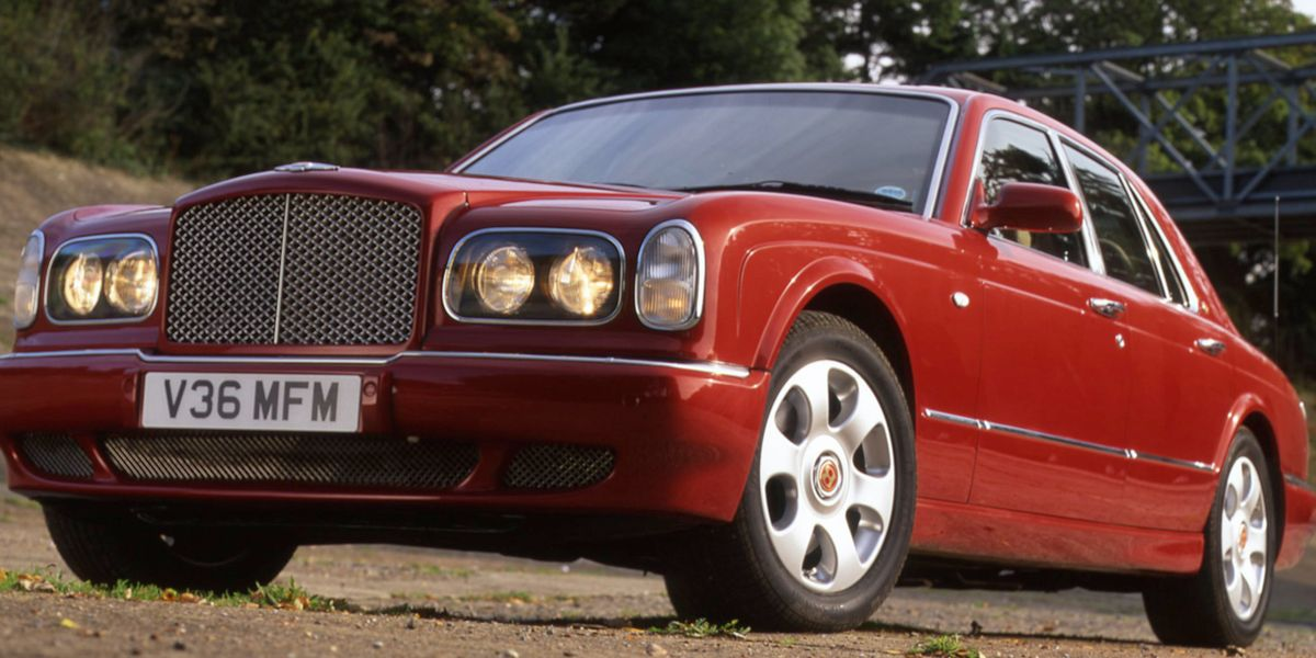 Buick Lease Deals >> 2000 Bentley Arnage Red Label – Review – Car and Driver