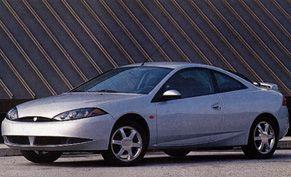 mercury cougar 1999