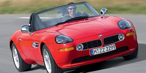 Bmw Z8 Short Take Road Test 8211 Review 8211 Car And Driver