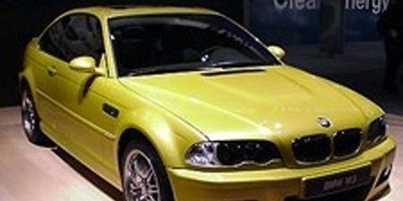 Mode of transport, Yellow, Vehicle, Hood, Automotive exterior, Automotive design, Rim, Car, Alloy wheel, White,