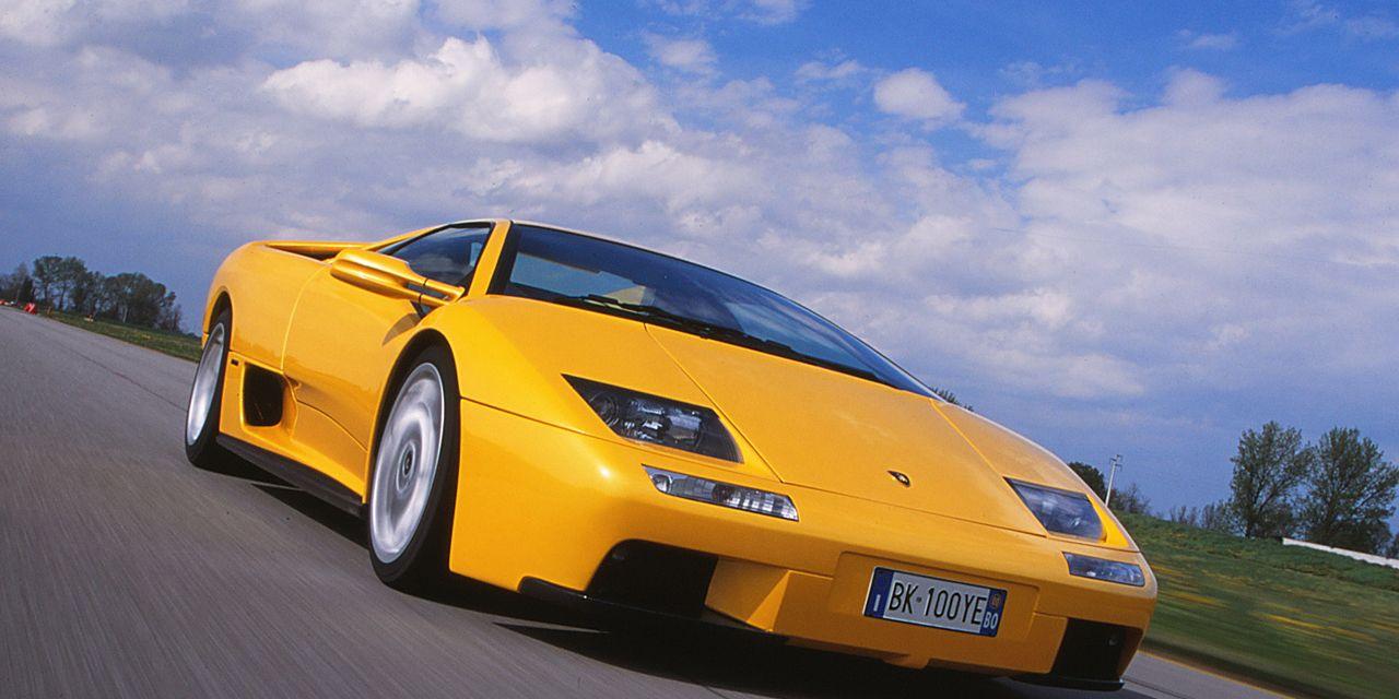 2001 Lamborghini Diablo Vt 6 0 Road Test 8211 Review 8211 Car