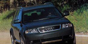 Audi Allroad 2 7t Quattro