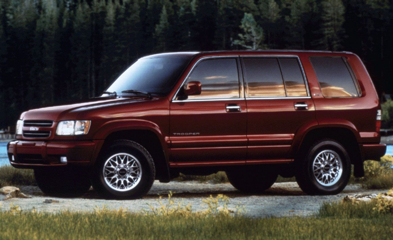 Tested Isuzu Trooper Ls