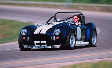 factory five racing spec kit car