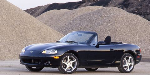2001 mazda mx-5 miata review