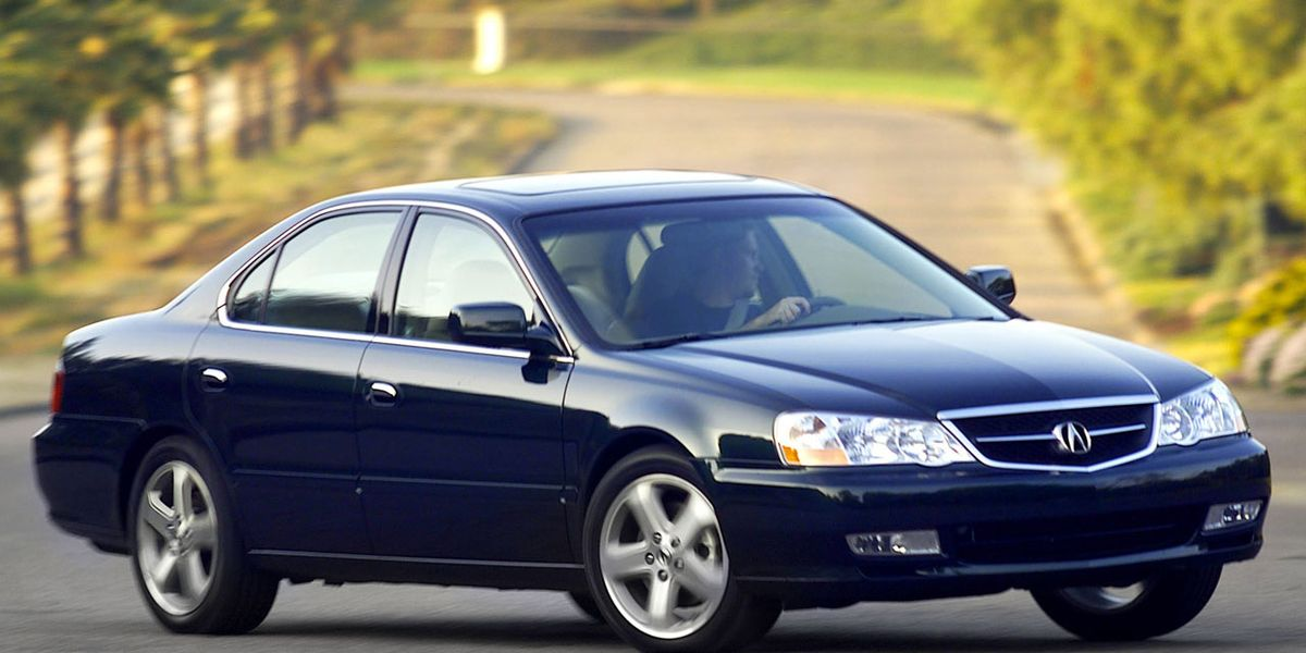 Audi Lease Deals >> 2002 Acura TL Type S