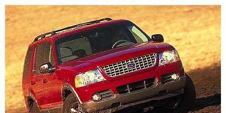 2002 Ford Explorer Eddie Bauer 4x4