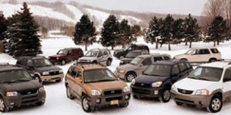 Ford Escape vs  Honda CR-V, Hyundai Santa Fe, Jeep Cherokee