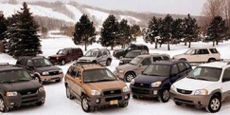 11 Compact Suv Comparison Test In The Snow