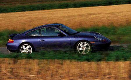 1999 porsche 911 specs