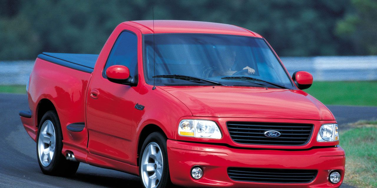 2001 Ford Svt F 150 Lighning 8211 Instrumented Test 8211 Car
