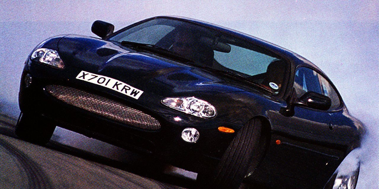 Jaguar Xkr Special Road Test 8211 Review 8211 Car And Driver