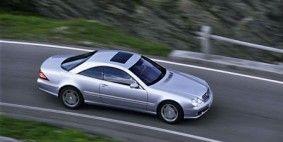 2000 mercedes cl500 fuel economy