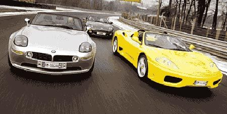From The Archive Exotic Roadster Comparison Test