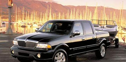 2002 lincoln blackwood road test 8211 review 8211 car and driver 2002 lincoln blackwood road test 8211