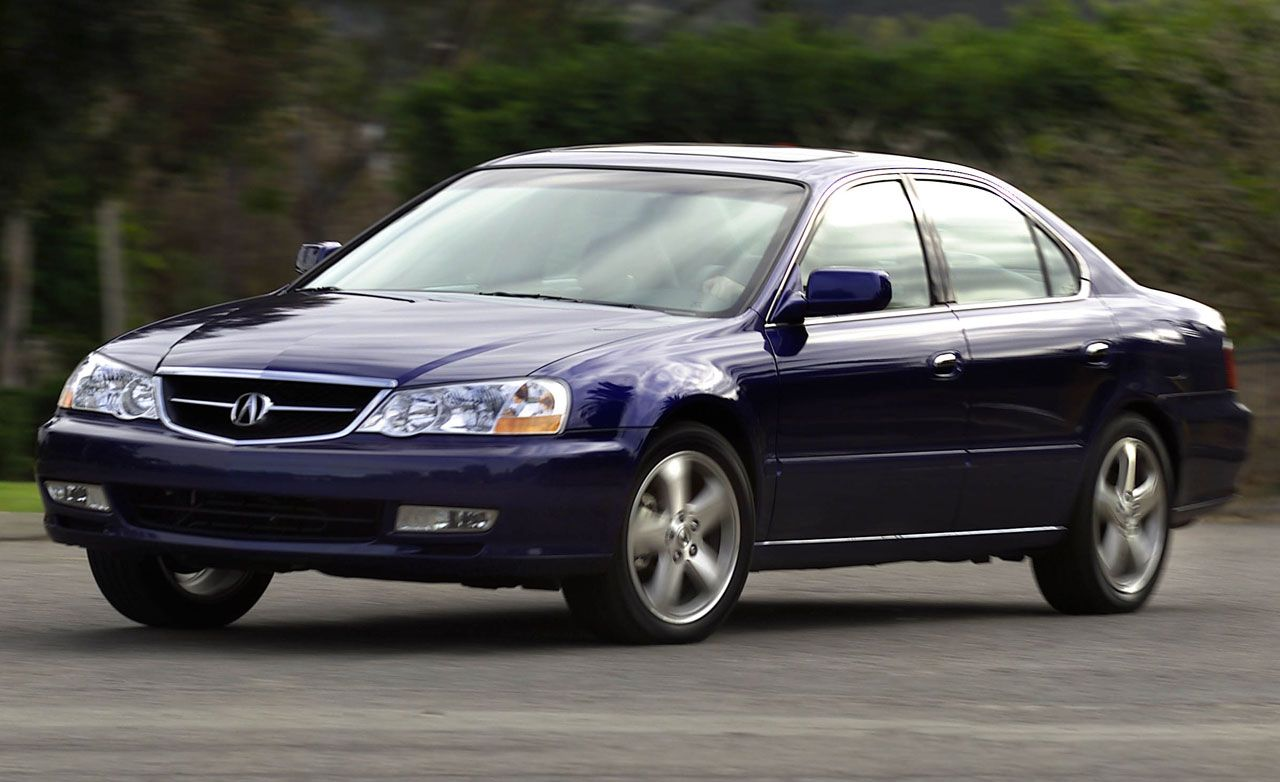 Tested 200 Acura 200.20TL Type S