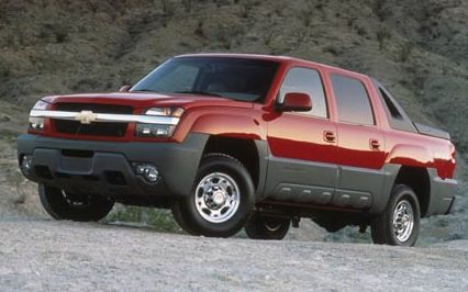 Trucks In Transition 2002 Chevrolet Avalanche Z71