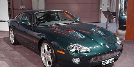 Jaguar XKR-R - News - Car and Driver