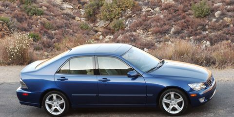 2001 Lexus IS300 Long-Term Test &#8211