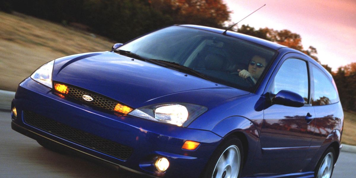 2006 ford focus automatic transmission review