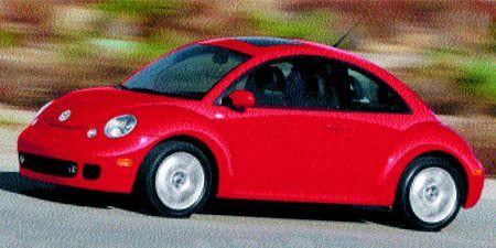 2002 volkswagen beetle tire pressure