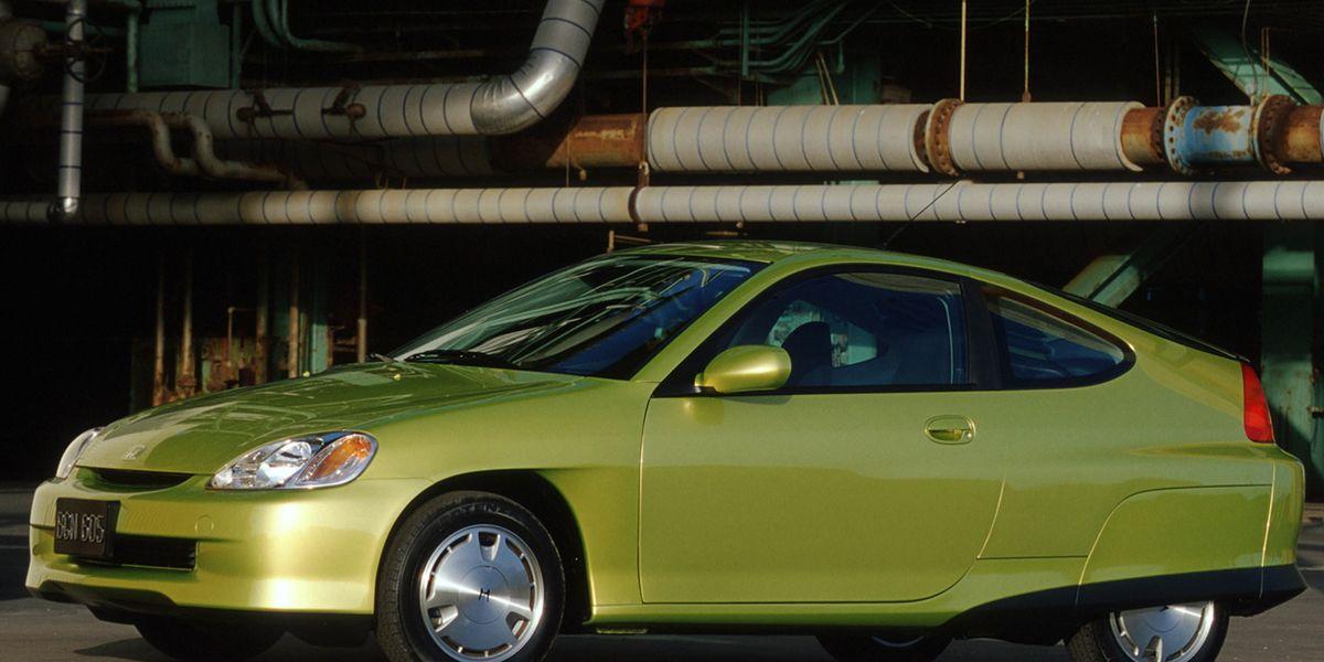 [DIAGRAM_5FD]  2000 Honda Insight | 2006 Honda Insight Fuel Filter Location |  | Car and Driver