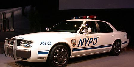 Certified Used Toyota >> Ford Police Interceptor Concept
