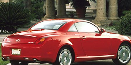 Lexus Sc430 Vs Mercedes Benz Clk430