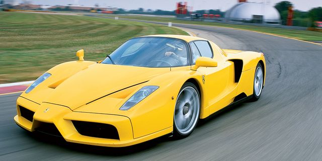 Ferrari Enzo First Drive 8211 Review 8211 Car And Driver
