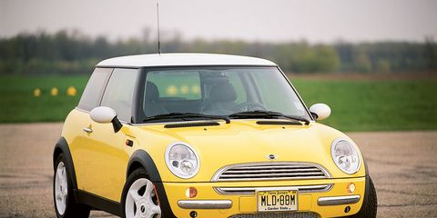 2005 mini cooper s oil capacity