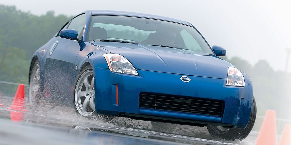 Tested: 2003 Nissan 350Z Returns to Its Roots
