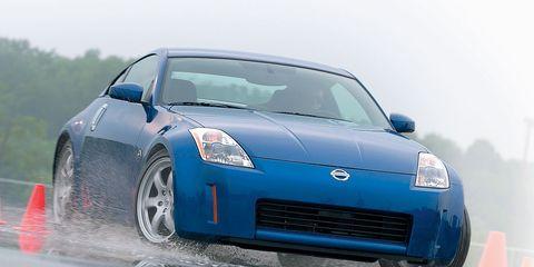 350z manual gear ratios