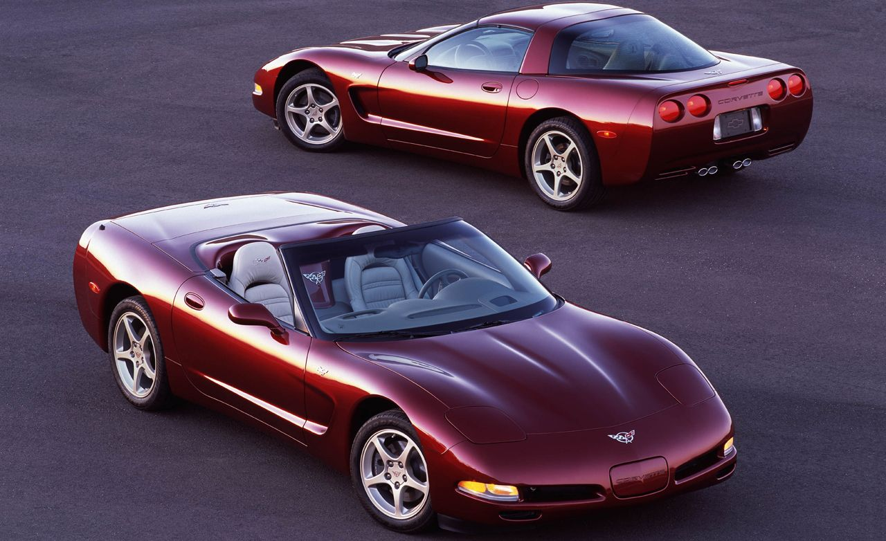2003 Chevrolet Corvette 50th Anniversary Special Edition 8211 Feature Car And Driver