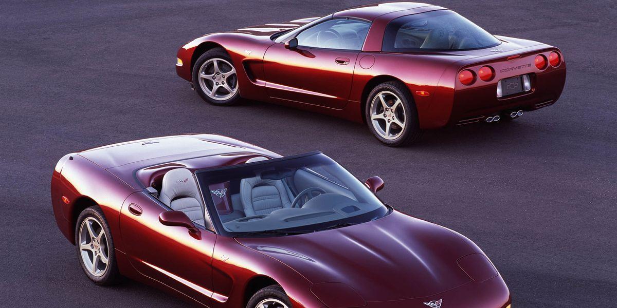 2003 Chevrolet Corvette 50th-Anniversary Special Edition ...