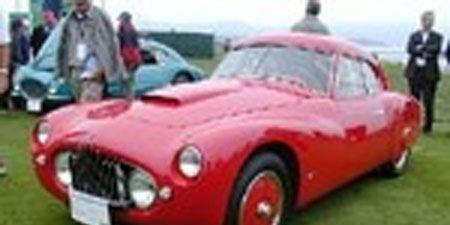 Motor vehicle, Tire, Wheel, Mode of transport, Transport, Automotive design, Vehicle, Land vehicle, Red, Classic car,