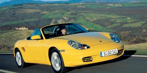 2003 Porsche Boxster Road Test 8211 Review 8211 Car