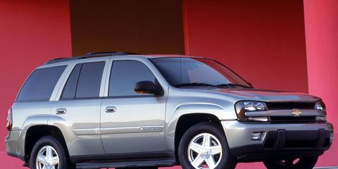 Chevrolet Trailblazer Ext V 8