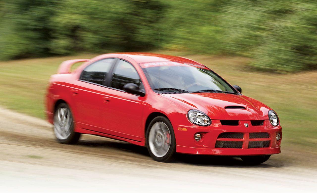 Dodge neon srt4 review