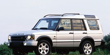 Land Rover Discovery 2 >> Land Rover Discovery Hse7 8211 Instrumented Test 8211 Car And