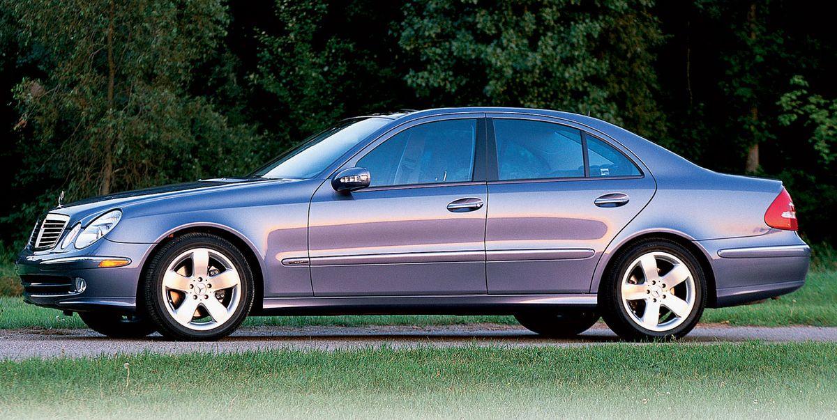 2003 Mercedes Benz E500