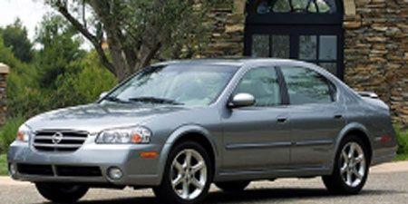2006 nissan maxima manual transmission