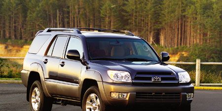 2005 4runner tire size