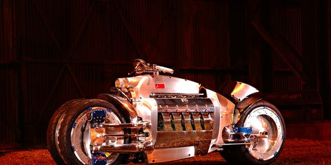 Dodge Tomahawk For Sale >> Dodge Tomahawk News Car And Driver